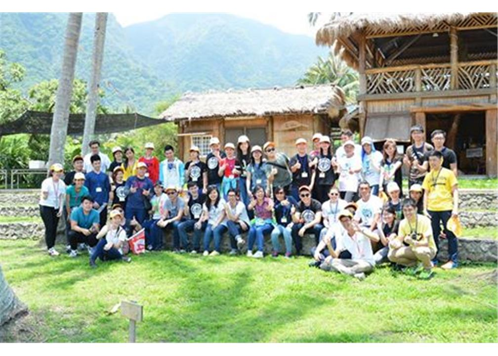 2015 Expatriate Youth Taiwan Study Tour