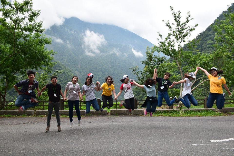 Expatriate Youth Taiwan Study Tour