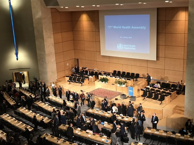 13 countries voice support for Taiwan at WHA