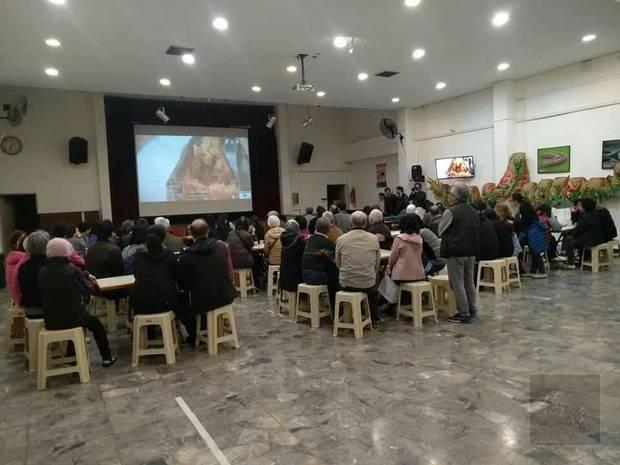 旅阿臺灣僑民及阿國友人踴躍參與慶祝端午節活動