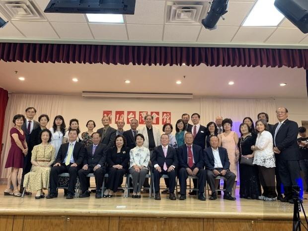 紐約台灣會館33周年慶 嘉賓雲集
