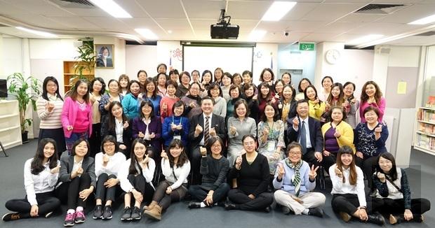 雪梨地區華文教師研習會    精進教學新知