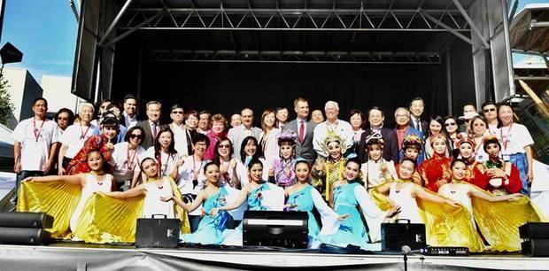 第二屆臺加藝文節 溫哥華熱鬧展開