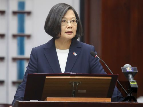 Full text of President Tsai's address to St. Lucia Parliament