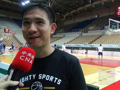 Philippine team at Taiwan basketball tournament lauds migrant workers