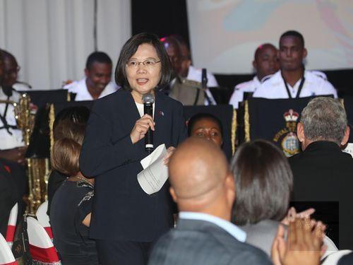 Tsai to meet with Colorado governor, visit NCAR in Denver