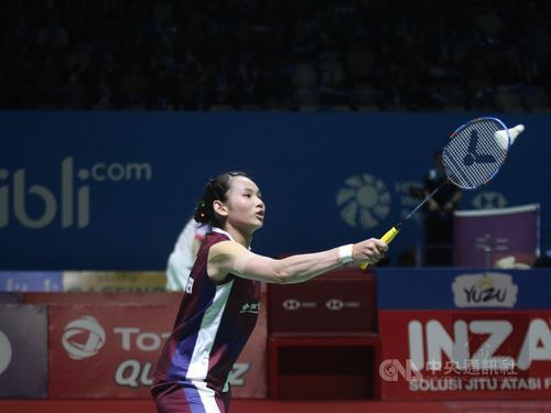 With No. 1 ranking on the line, Tai tops nemesis at Indonesia Open