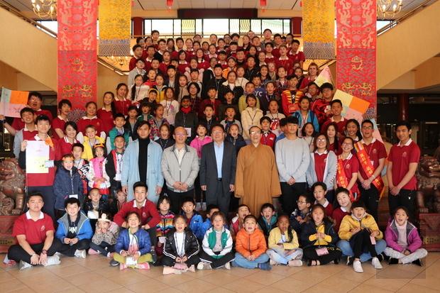 南非巡迴文化教學 傳承中華文化