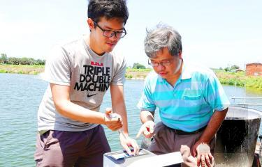 Detector cuts water tests from days to minutes