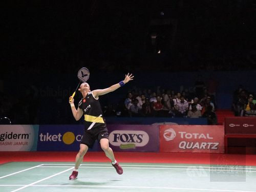 Taiwan's Tai out of Indonesian Open after defeat in semifinals