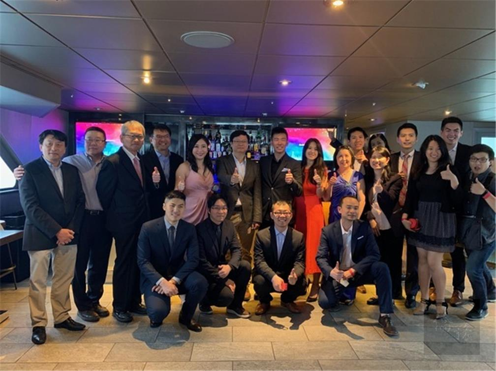 Taiwanese Junior Chamber of Commerce Chicago holds the Taste of Taiwan on Water event