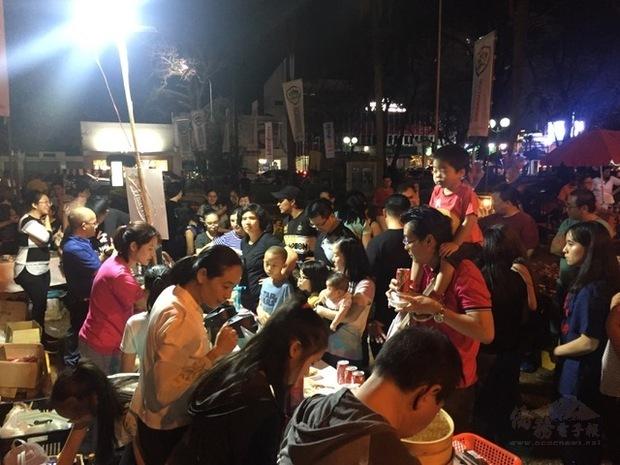 恩卡納西翁僑界急難救助協會盼藉此次活動,宣揚臺灣文化特色,藉此機會讓更多當地人了解及認識臺灣。