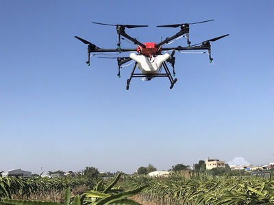 Licenses for drone operators in Taiwan to take effect March 2020