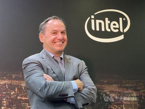 Intel CEO Bob Swan/Photo courtesy of CNA