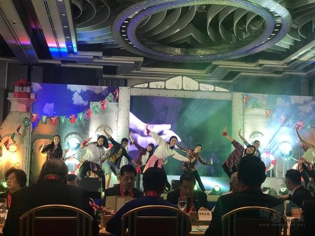 菲華青年服務團慶週年 精采表演吸睛