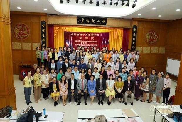 泰國華文教師研習會 提升教學能力