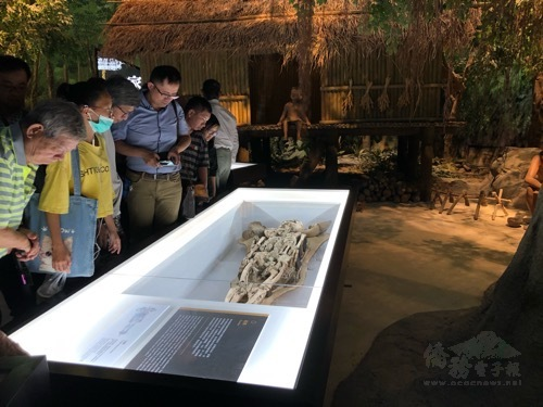 Tainan branch of Taiwan's prehistory museum opens