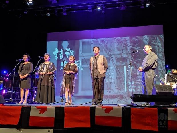白石民歌樂府演唱水準逐年精進,受到僑界一致肯定與歡迎。