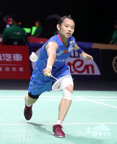 Tai Tzu-ying./photo courtesy of Badmintonphoto