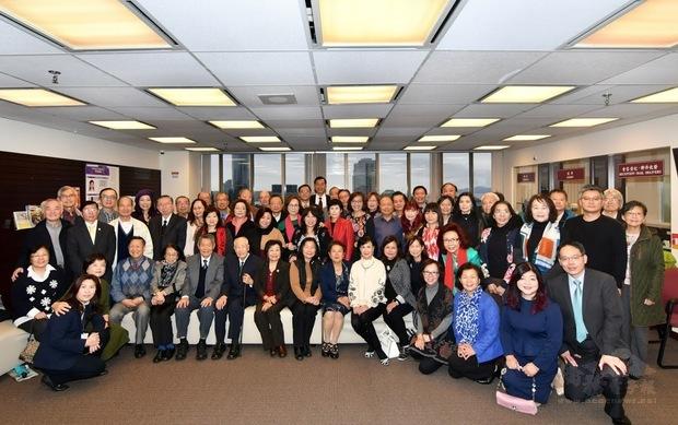 溫哥華年終僑務諮詢座談 僑領建言踴躍