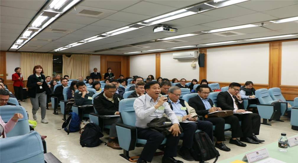Startup representatives keenly expressed their opinions