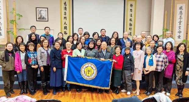 溫哥華臺大校友會冬季講座 分享安寧病房志工經驗