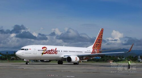 Indonesia's Batik Air to open Taoyuan-Jakarta route Dec. 13
