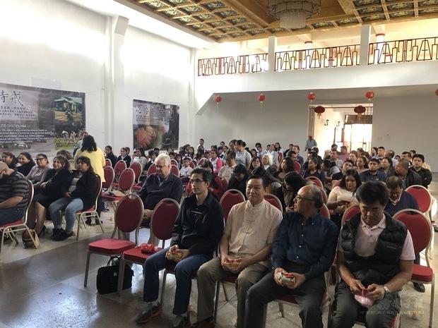 瓜地馬拉慈濟新春茶會 回顧急難救助案例
