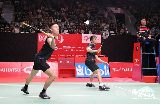 Taiwan's Lee, Wang end title run at badminton Indonesia Masters
