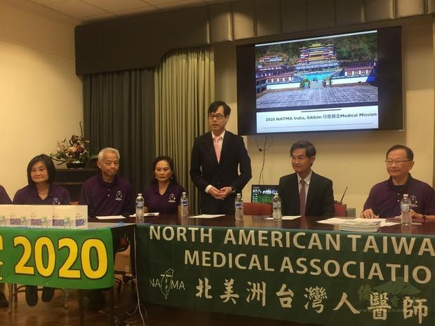 翁桂堂盛讚NATMA過去18年來義診22次,足跡遍佈中南美洲以及東南亞地區,成功拓展臺灣的國際能見度。