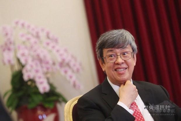Vice President Chen Chien-jen. / Photo courtesy of CNA