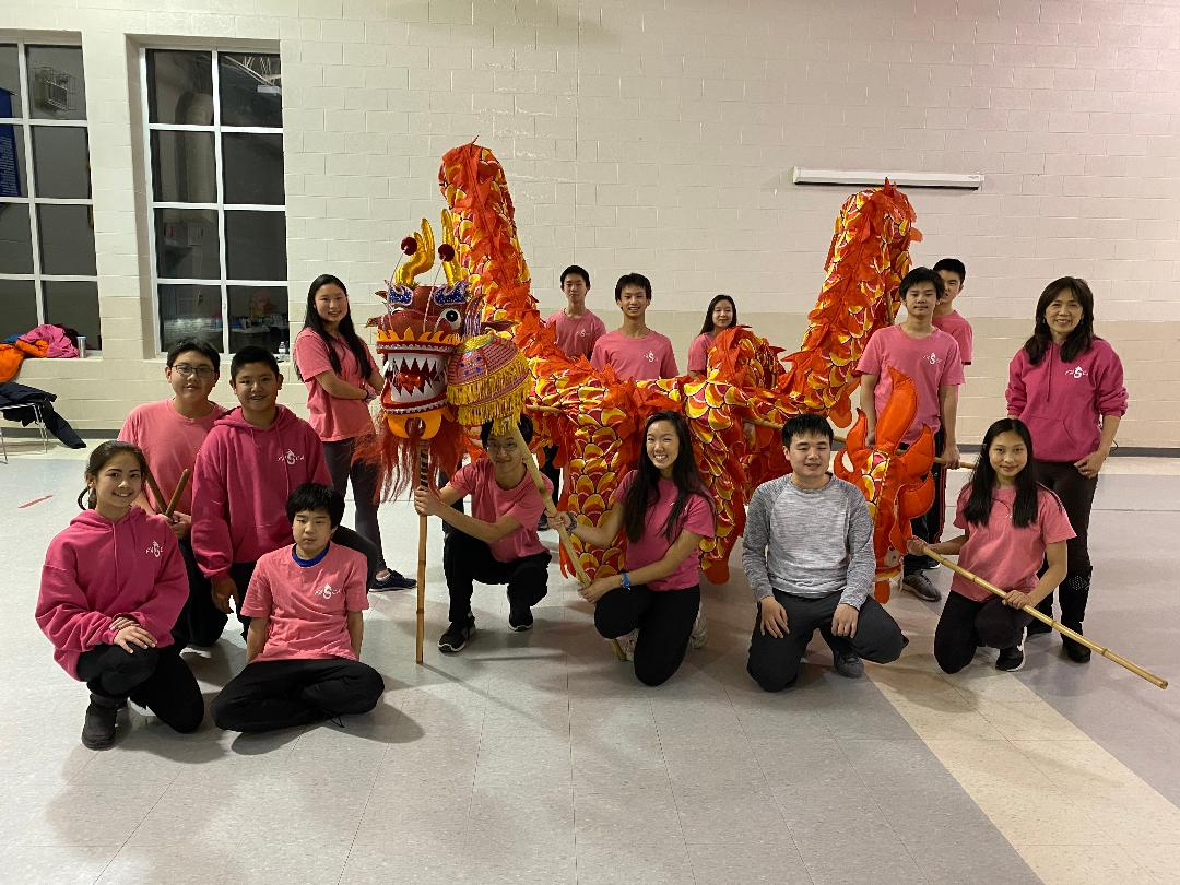 The Training Program of 2020 Formosa Association of Student Cultural Ambassadors (FASCA) in Michigan , U.S.A.