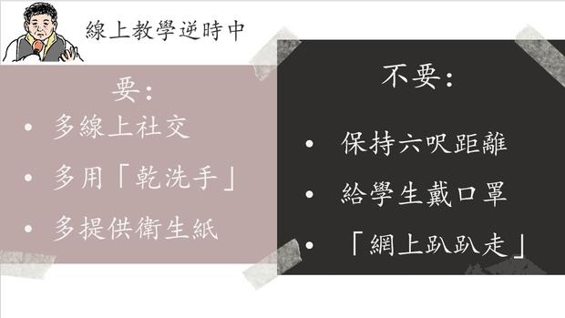 AP中文線上教學重點。