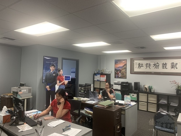 旅行社員工在薪資保護措施下順利恢復上班。