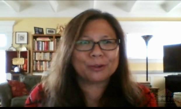 余淑婷(Betty Yee)主講加州經濟最新狀況。