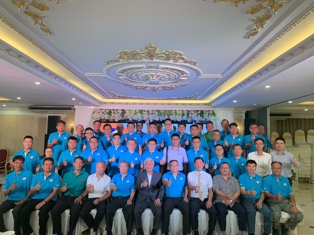 越南北寧商會全員齊聚  打造臺商利基新藍圖