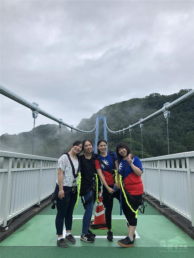 The Ryujin Suspension Bridge where bungee jumping is located is a famous scenic area. Even if you don't participate in bungee jumping, you can buy tickets to visit.