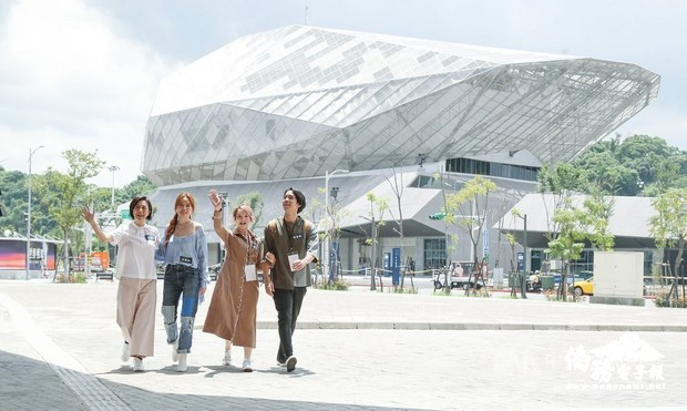 Taipei Music Center to become icon for Asian pop music: officials