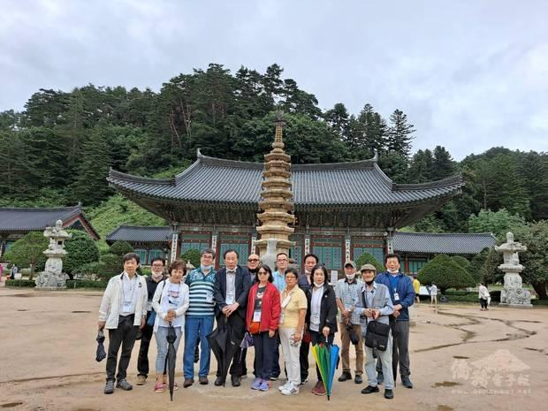 國際韓國華僑志工會文化研習 傳承文化