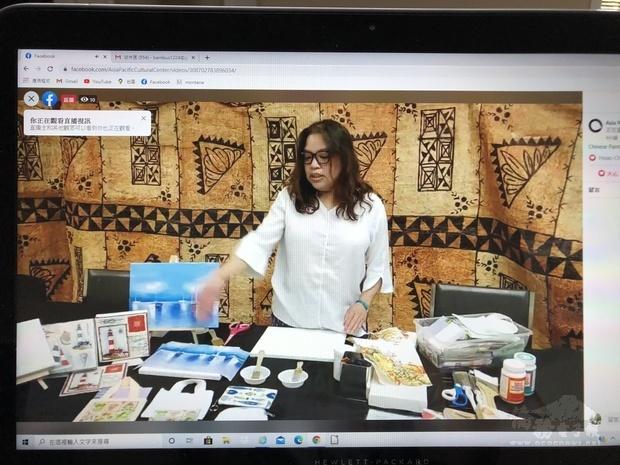 西雅圖民俗文化種子教師 教授居家美感手作技能