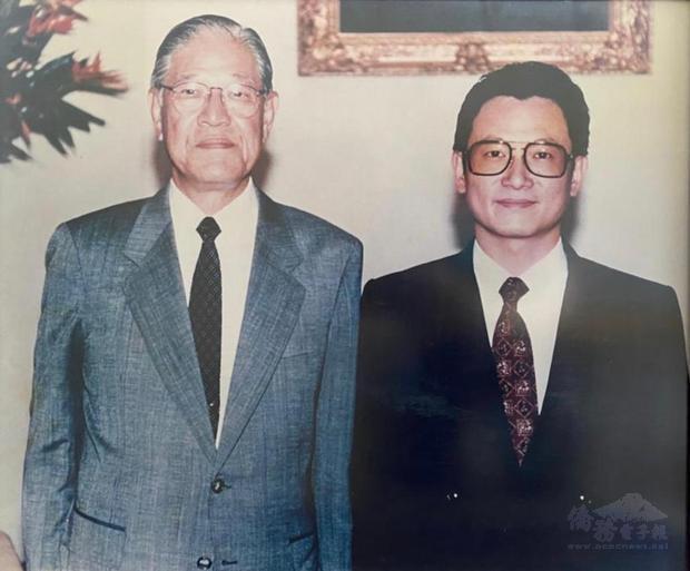 【追思李前總統34】僑領緬懷民主先生 「知其不可而為之」