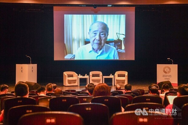 Tang Prize winner calls for greater responsibility from Sinologists