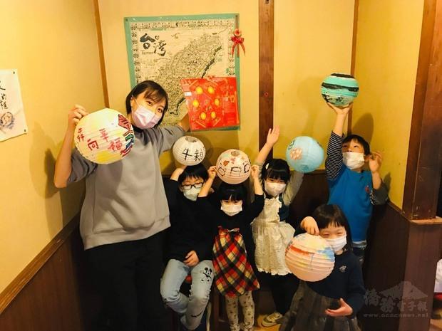 大阪滋賀僑校舉辦超有味元宵節慶文化研習