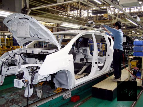 Electronics sector helps industrial production rebound in March