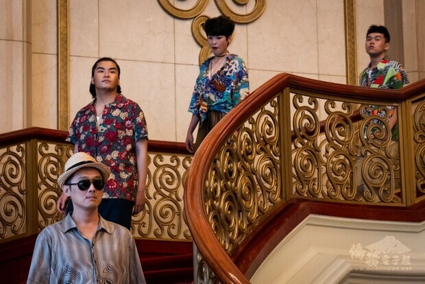 Crime-inspired play 'Palaces' premieres in Taipei