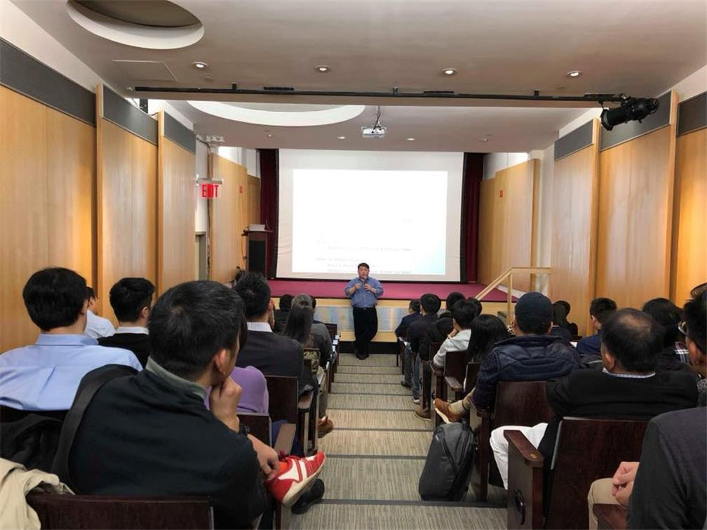 Taiwanese Junior Chamber of Commerce of New York holds a Taiwan Cuisine Innovation and Experience Workshop