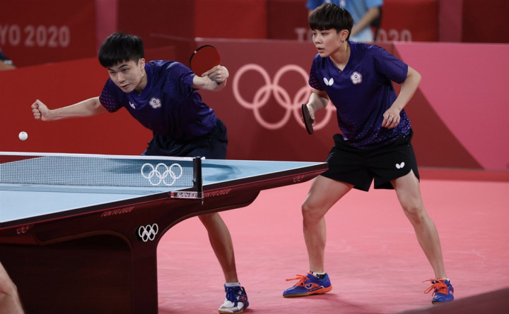 Taiwan wins first Olympic table tennis medal in 21 years