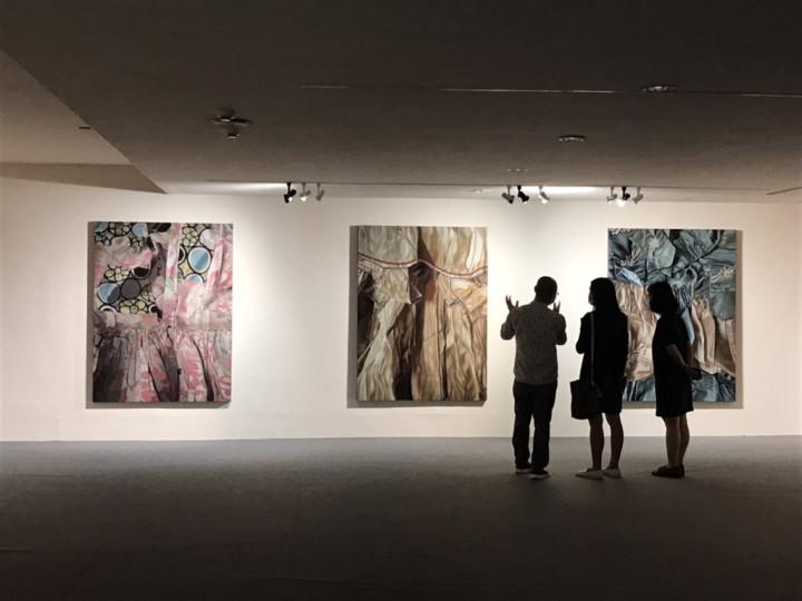 Filipina artist Marina Cruz's solo exhibition opens in Taipei