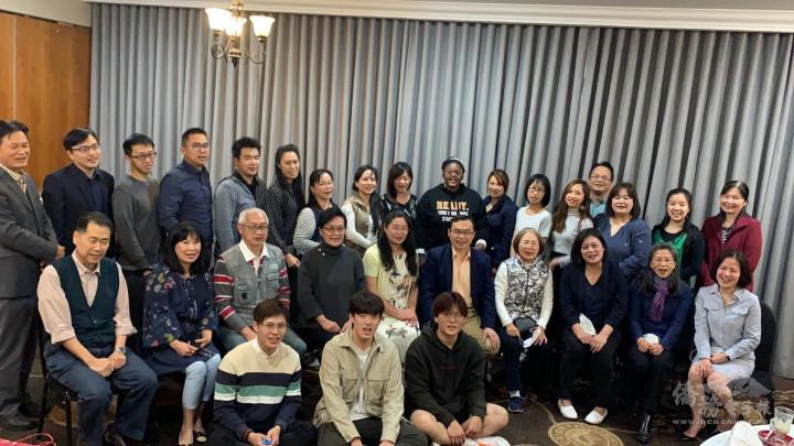 駐南非代表處辦敬師餐會 向辛苦的海外華語教師致敬