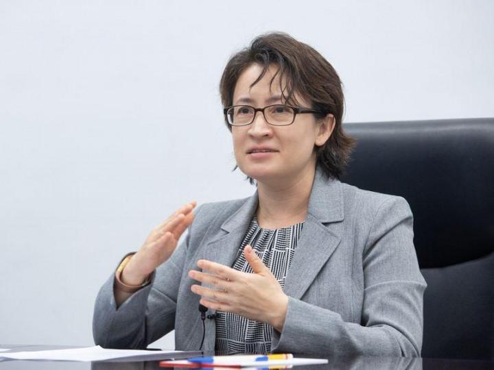 蕭美琴:台灣可在四方安全對話峰會議題扮要角